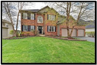 341 Kensington Drive, Oswego, IL 60543 - MLS#: 09940581