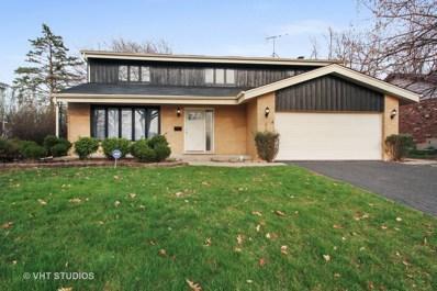 707 Elm Street, Flossmoor, IL 60422 - MLS#: 09941056