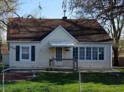 5503 W 81st Place, Burbank, IL 60459 - #: 09941170