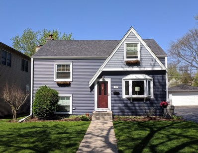 4608 Pershing Avenue, Downers Grove, IL 60515 - MLS#: 09941338