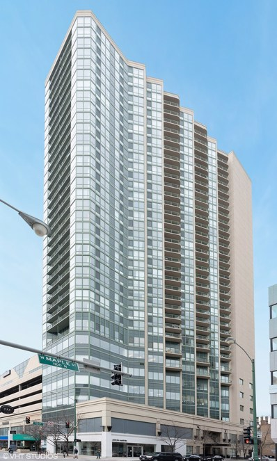 111 W Maple Street UNIT 1206, Chicago, IL 60610 - MLS#: 09941558