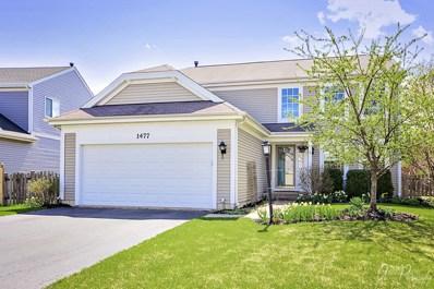 1477 Woodbury Circle, Gurnee, IL 60031 - MLS#: 09941691