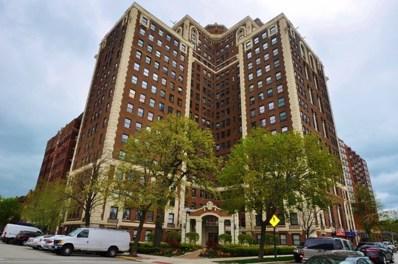 5555 S EVERETT Avenue UNIT 6C, Chicago, IL 60637 - MLS#: 09941839