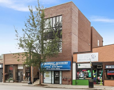 6676 N NORTHWEST Highway UNIT 3, Chicago, IL 60631 - MLS#: 09942101