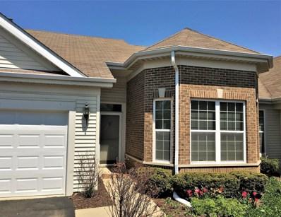 16203 Powderhorn Lake Way UNIT 0, Crest Hill, IL 60403 - MLS#: 09942178