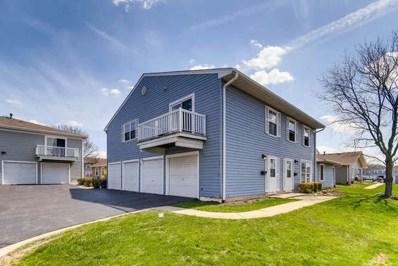 1525 Woodcutter Lane UNIT D, Wheaton, IL 60187 - MLS#: 09942243