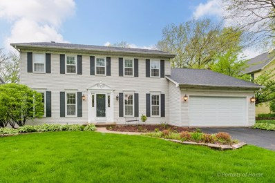 162 Hedge Court, Glen Ellyn, IL 60137 - MLS#: 09942577