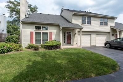 1128 N Knollwood Drive, Palatine, IL 60067 - MLS#: 09942650