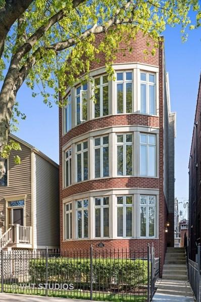 1533 W MONTANA Street UNIT 1, Chicago, IL 60614 - MLS#: 09942725