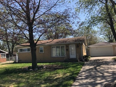 22421 Richton Square Road, Richton Park, IL 60471 - MLS#: 09942765