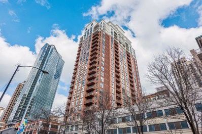 1101 S STATE Street UNIT 1205, Chicago, IL 60605 - MLS#: 09942987