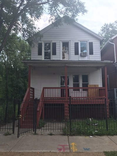 7321 S Kimbark Avenue, Chicago, IL 60619 - MLS#: 09943007