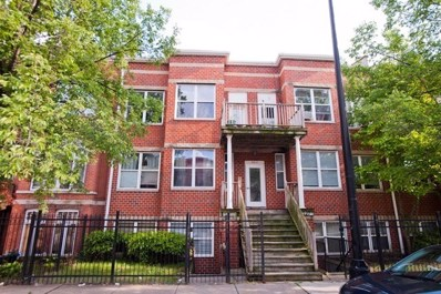 2227 W Warren Boulevard UNIT B1, Chicago, IL 60612 - MLS#: 09943041