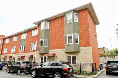 2440 W BROSS Avenue UNIT 9, Chicago, IL 60608 - MLS#: 09943116