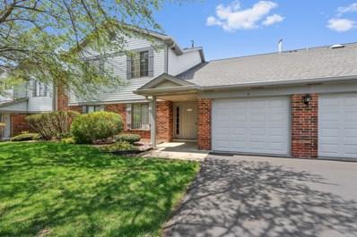 1631 W Partridge Lane UNIT 8, Arlington Heights, IL 60004 - MLS#: 09943355