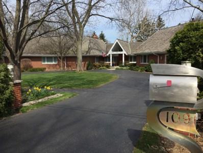 109 Sunset Ridge Road, Northfield, IL 60093 - #: 09943467