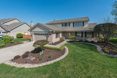 1813 Harcourt Drive, Woodridge, IL 60517 - MLS#: 09943528