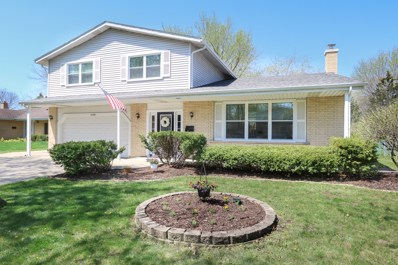 1126 N King Arthur Court, Palatine, IL 60067 - MLS#: 09943579