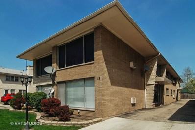 1115 N HARLEM Avenue UNIT 1A, Oak Park, IL 60302 - MLS#: 09943715