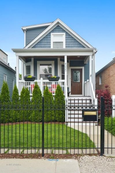 4330 N Bernard Street, Chicago, IL 60618 - MLS#: 09943970