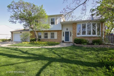 1340 E Virginia Drive, Palatine, IL 60074 - MLS#: 09944005