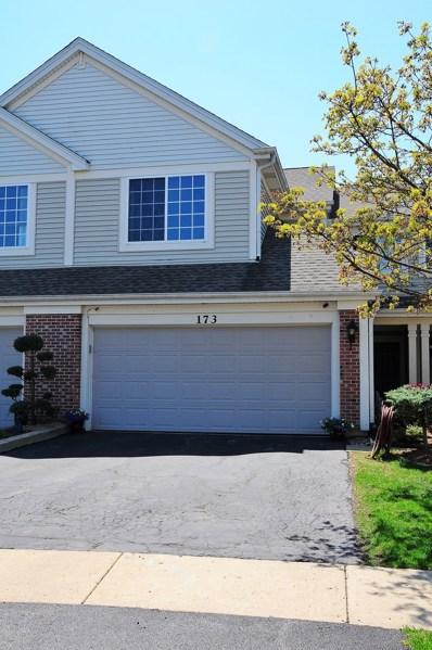 173 Heritage Lane, Streamwood, IL 60107 - MLS#: 09944066