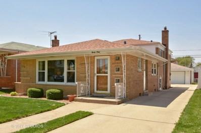 9040 S UTICA Avenue, Evergreen Park, IL 60805 - MLS#: 09944196