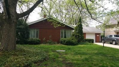 814 S Stough Street, Hinsdale, IL 60521 - MLS#: 09944197