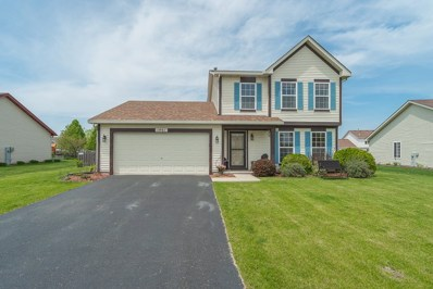 1461 Bluestem Lane, Minooka, IL 60447 - #: 09944275