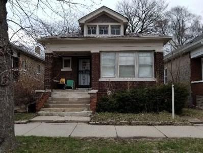 8037 S Dorchester Avenue, Chicago, IL 60619 - MLS#: 09944293