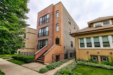 6018 N ROCKWELL Avenue UNIT 2, Chicago, IL 60659 - #: 09944327