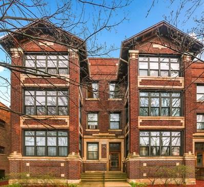 5137 S Ellis Avenue UNIT 3, Chicago, IL 60615 - #: 09944342
