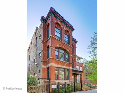1516 N Mohawk Street UNIT 1R, Chicago, IL 60610 - MLS#: 09944344