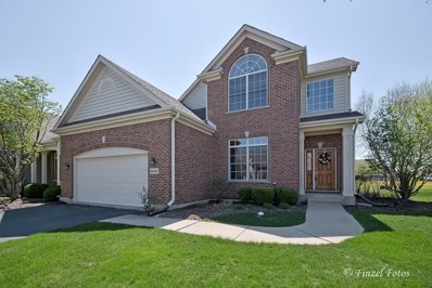 3952 HONEYMOON RIDGE Drive, Lake In The Hills, IL 60156 - #: 09944773