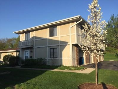 1431 Millbrook Court UNIT 1431, Schaumburg, IL 60193 - MLS#: 09945051