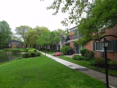714 E ALGONQUIN Road UNIT J203, Arlington Heights, IL 60005 - MLS#: 09945180