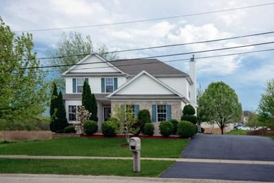 23653 W Ewing Drive, Plainfield, IL 60586 - MLS#: 09945193