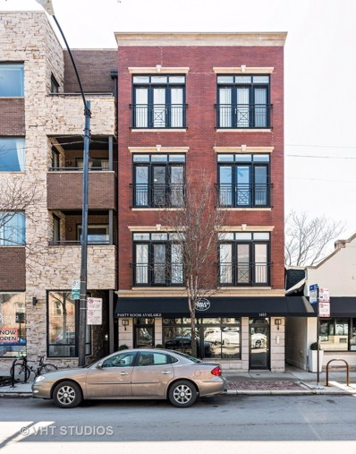 1653 W Cortland Street UNIT 2, Chicago, IL 60622 - MLS#: 09945218
