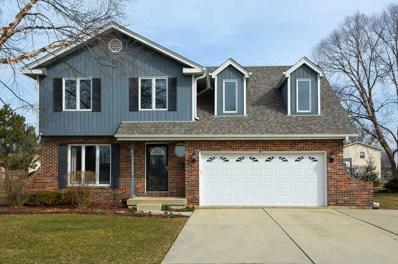 1450 Haar Lane, Elk Grove Village, IL 60007 - #: 09945281