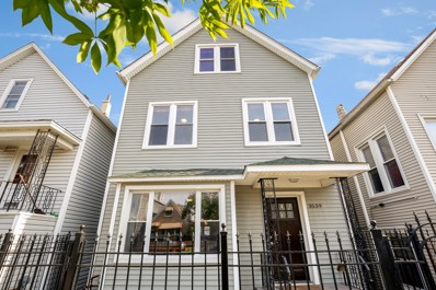 3539 W Wolfram Street, Chicago, IL 60618 - MLS#: 09945308