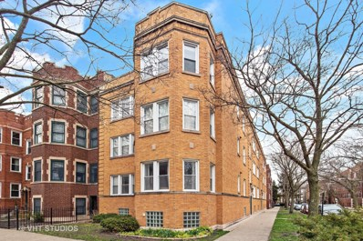 1524 W Schreiber Avenue UNIT 3, Chicago, IL 60626 - MLS#: 09945471