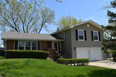 1329 Hassell Drive, Hoffman Estates, IL 60169 - #: 09945518
