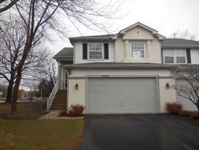 2402 Palazzo Drive, Buffalo Grove, IL 60089 - MLS#: 09945530