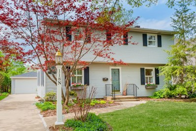 118 N BEVERLY Street, Wheaton, IL 60187 - MLS#: 09945964