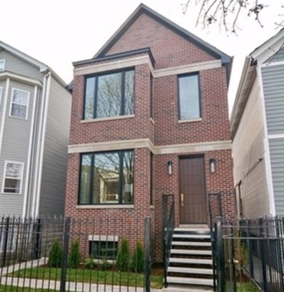1720 N CAMPBELL Avenue, Chicago, IL 60647 - MLS#: 09945991