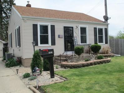 1021 S East Street, Woodstock, IL 60098 - #: 09946107