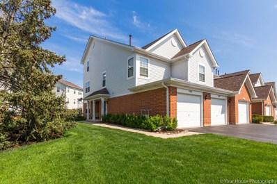 1484 WINFIELD Way UNIT 1536-1, Roselle, IL 60172 - MLS#: 09946237