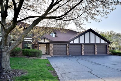 5816 Buck Court UNIT 5816, Westmont, IL 60559 - MLS#: 09946320