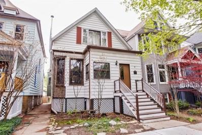 2021 W Bradley Place, Chicago, IL 60618 - MLS#: 09946448