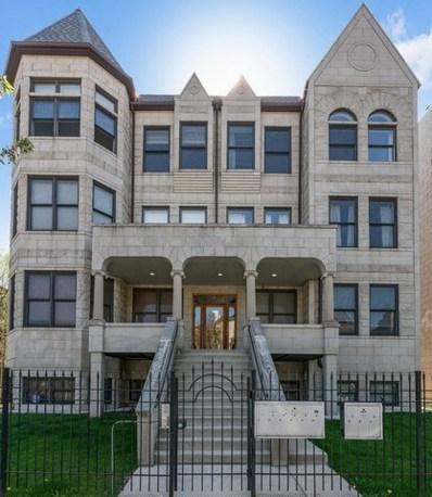 3976 S Ellis Avenue UNIT 2S, Chicago, IL 60653 - MLS#: 09946637